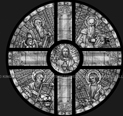 Church Stained Glass Image 111