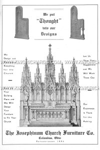 The Josephinum Church Furniture Co.