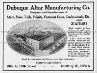 Dubuque Altar Manufacturing Co.
