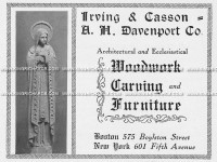 Irving & Casson - A. H. Davenport Co.